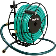 stunning garden hose wall mount strongway parallel or