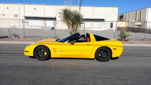 yellow corvette c5 c5 corvette burnout