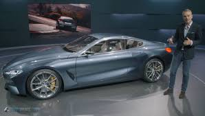 bmw concept car bmw group senior vp of design on the concept 8 series