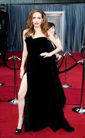 Angelina Leg Meme - angelina jolie mimics famous 2012 oscars leg bomb at hollywood