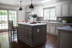 white and wood cabinets pretty grey wood kitchen cabinets white and gray backsplash
