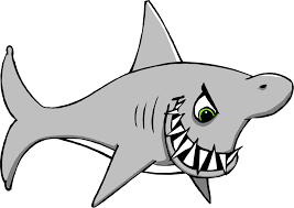great white shark clipart clip art library
