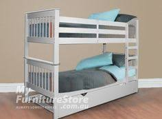 Bondi Bunk Bed Frame Get It Now At Your Nearest Snooze Store - Snooze bunk beds