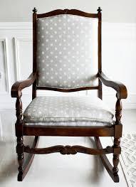 Rocking Chair For Nursery Polka Dot Nursery Rocking Chair Theme U2014 Baby Nursery Ideas Best