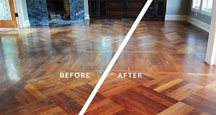 clean and re coat hardwood floors in lemont illinois