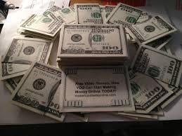 money cards easy and offline marketing idea money drop cards