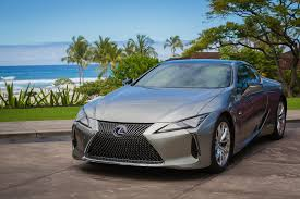lexus lc luxury coupe road test 2018 lexus lc 500 u2013 fatlace since 1999
