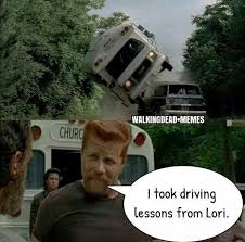 Lori Walking Dead Meme - ahh lori the walking dead pinterest