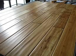 handscraped hardwood golden birch prefinished flooring in stock