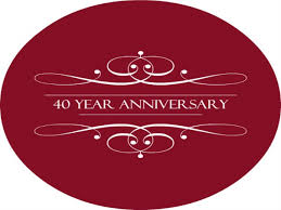 40th anniversary gift ideas best 25 40th anniversary gifts ideas on 40th wedding