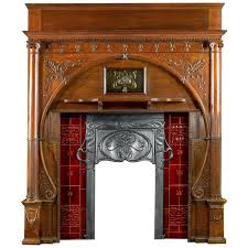 Antique Home Decor Online Antique Fireplace Mantel At 1stdibs Early Twentieth Century