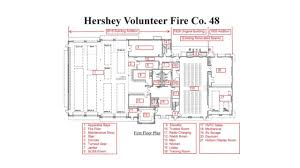 Fire Department Floor Plans Fire Station Photos Hershey Fire Company Firehouse Photos