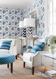 stylish animal print and floral print wallpaper ideas for updating