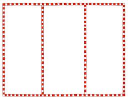 brochure 4 fold template free tri fold brochure templates blank printables