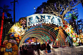Fun Things To Do On Halloween Night Santa U0027s Enchanted Forest Is Back Here U0027s What We Remember