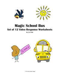 video response worksheet worksheets