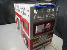 Fire Truck Bunk Bed Kids Fire Truck Bed Ebay