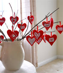 Make Decorations For Valentine S Day valentine u0027s day love tree a homemade living