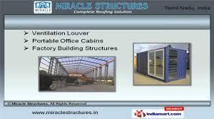 mezzanine floor conventional building u0026 hoarding structure by