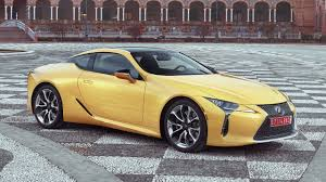 lexus supercar cost most expensive 2018 lexus lc 500 costs 108 206