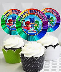 amazon 12 happy birthday pj masks inspired party picks