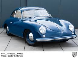 Porsche 1954 1952 Porsche 356 Pre A Coupe Porsche 356 Pre A Gmund Coupe U002748