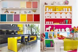 multi colored kitchen cabinets ideas colorful kitchen designs cool multi colored design ideas