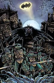 10 teenage mutant ninja turtles crossovers