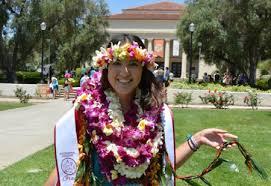hawaiian leis graduation article