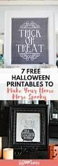 7 free halloween printables to make your home more spooky
