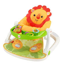 Baby Bath Chair Walmart Fisher Price Sit Me Up Floor Seat With Tray Walmart Com