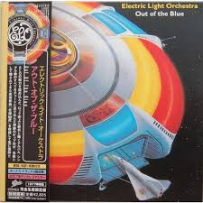electric light orchestra out of the blue out of the blue 2cd obi by elo electric light orchestra cd x 2