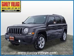 maroon jeep patriot ganley village chrysler dodge jeep ram chrysler dodge jeep