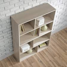 Sauder 5 Shelf Bookcase by Amazon Com Sauder Square 1 Organizer 4 Shelves Kitchen U0026 Dining