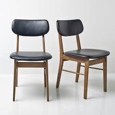 chaise redoute chaise vintage lot de 2 watford la redoute interieurs la
