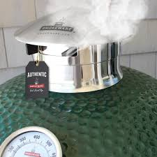 Big Green Egg Chiminea For Sale Amazon Com Smokeware Ss Vented Chimney Cap For Big Green Egg R
