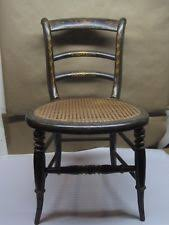 Refinishing Cane Back Chairs Cane Victorian Antique Chairs Ebay