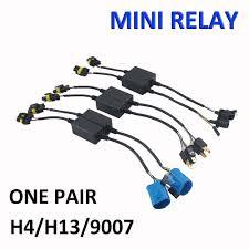 h4 hid harness ebay