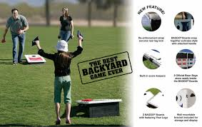 baggo about baggo bean bag toss game by baggo