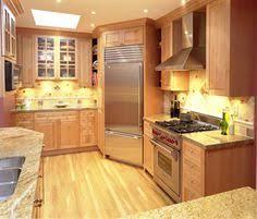 Warm Kitchen Designs Corner Refrigerator Kitchen Renovation Traditional Kitchen