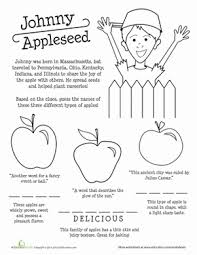 apple names and johnny appleseed johnny appleseed grade