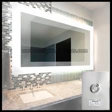 Anti Mist Bathroom Mirror Bathroom Mirror Anti Fog Essence Sanitary Wares Co Limited
