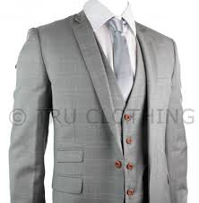 mens light gray 3 piece suit light grey 3 piece suit mens go suits