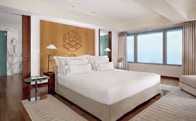 Furniture Bed Design 2016 The Penthouse One Bedroom Hotel Arts Barcelona