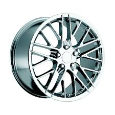 chrome corvette wheels style 15 factory reproductions