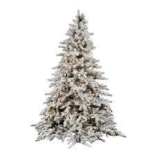 Ge Pre Lit 7 U0027 by Shop Ge 7 5 Ft Pre Lit Oakmont Spruce Artificial Christmas Tree