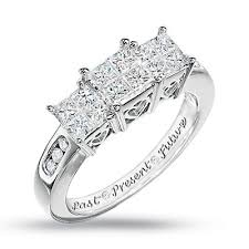 princess cut engagement rings zales oval lab created white sapphire crown earrings in sterling silver