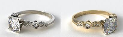 gold vintage engagement rings qosy s guide on how to choose an engagement ring