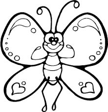 printable butterfly colouring pages for kids coloring point