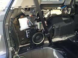 honda odyssey subwoofer sound deadening upgrade on my 2014 exl